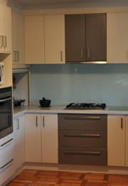 We manufacture quality custom-built cabinets using premium quality materials